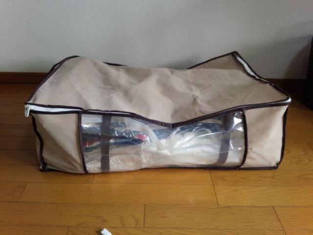 圧縮袋+収納ケース 圧縮Plus(プラス )ふとん用