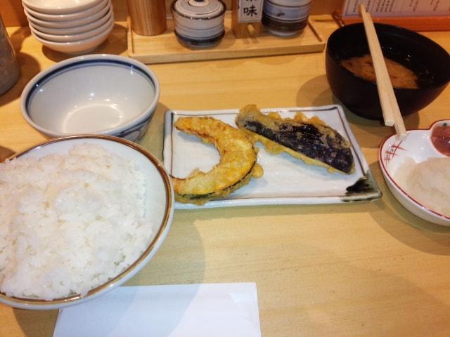 揚げたて天ぷら定食 まきの 難波千日前店