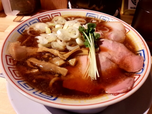 サバ6製麺所 福島本店 (さばろくせいめんしょ)