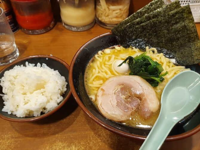 横浜家系ラーメン 本町商店