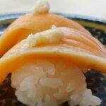 はま寿司シャリ半分